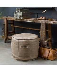 POUF-GINGER-HAND-BUFFED-LEATHER-Beige