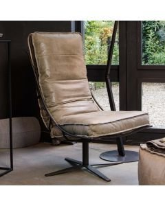 CHAIR-BRUTUS-HAND-BUFFED-LEATHER-Beige