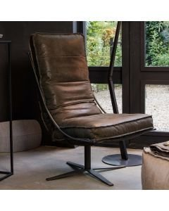 CHAIR-BRUTUS-HAND-BUFFED-LEATHER-Dark-Brown