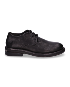 Lace-up-shoe-smooth-leather-Black-