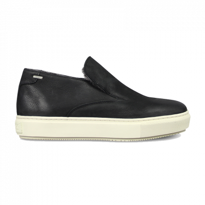 Sneaker-waxed-grain-leather-Black-