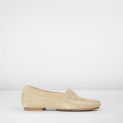 LOAFER-MOCCASIN-SUEDE-Sand