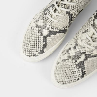Sneaker-python-printed-leather-Off-White
