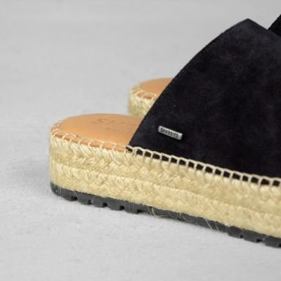 Espadrille-slipper-suede-black