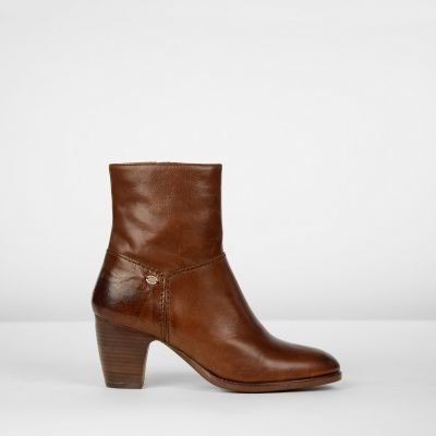 Ankle-boot-soft-grain-leather-Cognac