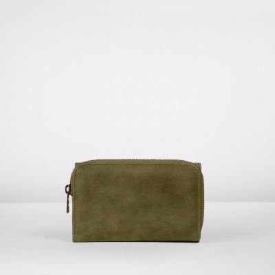 Wallet-hand-buffed-leather-Olive